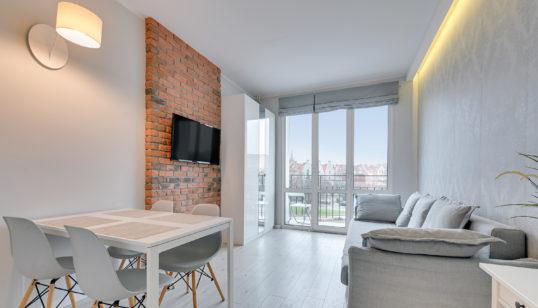 Apartament Gdańsk Podwale Staromiejskie 109
