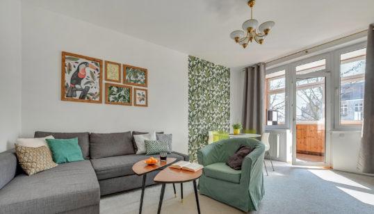 Apartament Gdańsk Stolarska